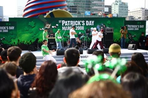 2008 St Patricks Parade Concert 1